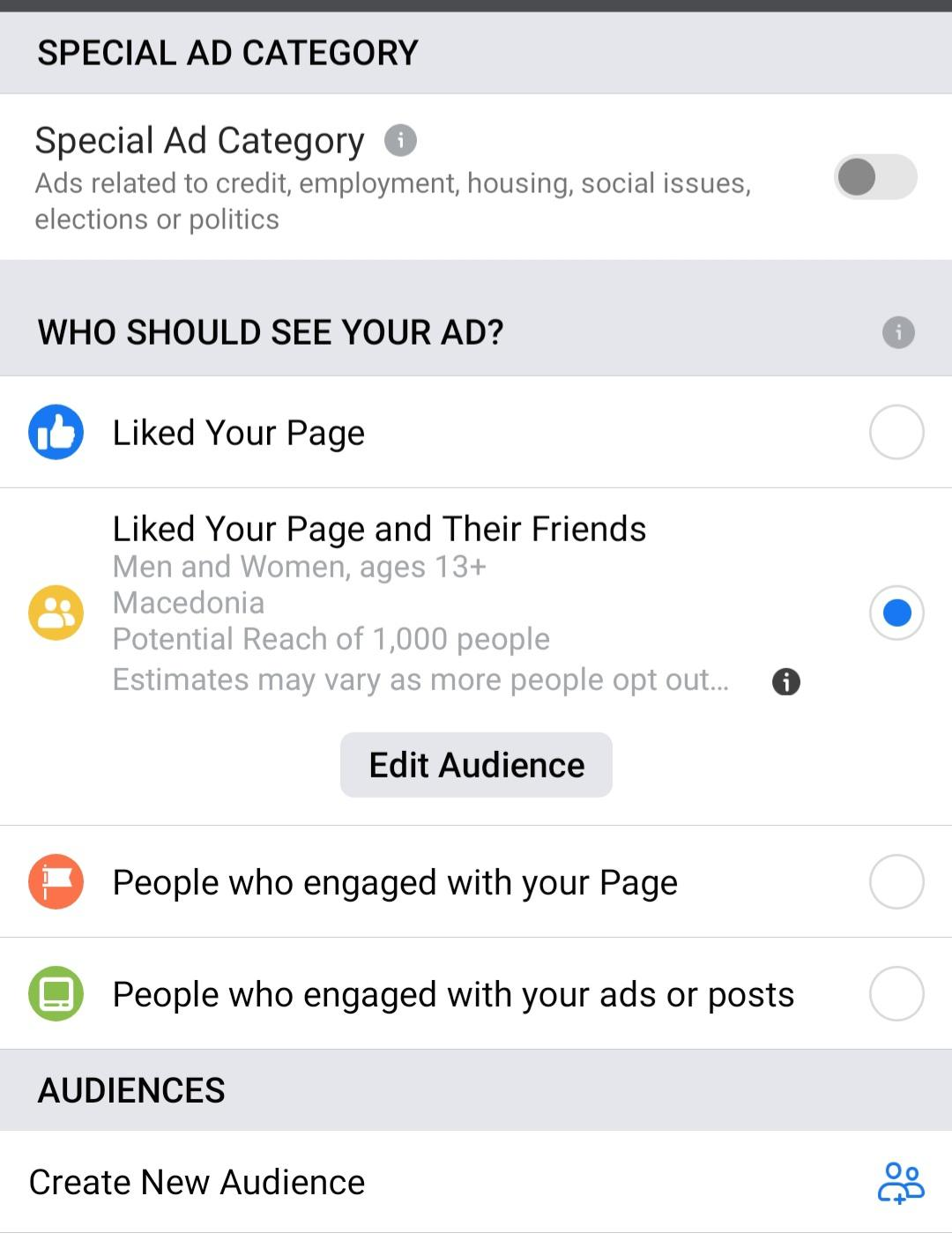 facebook ads for dropshipping