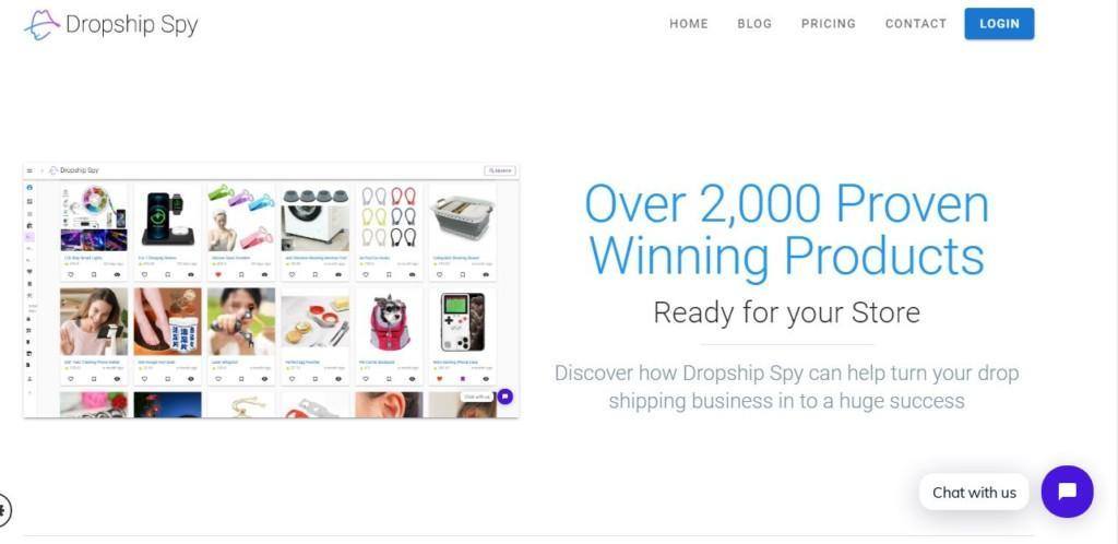 dropshipping product research tools - dropship spy