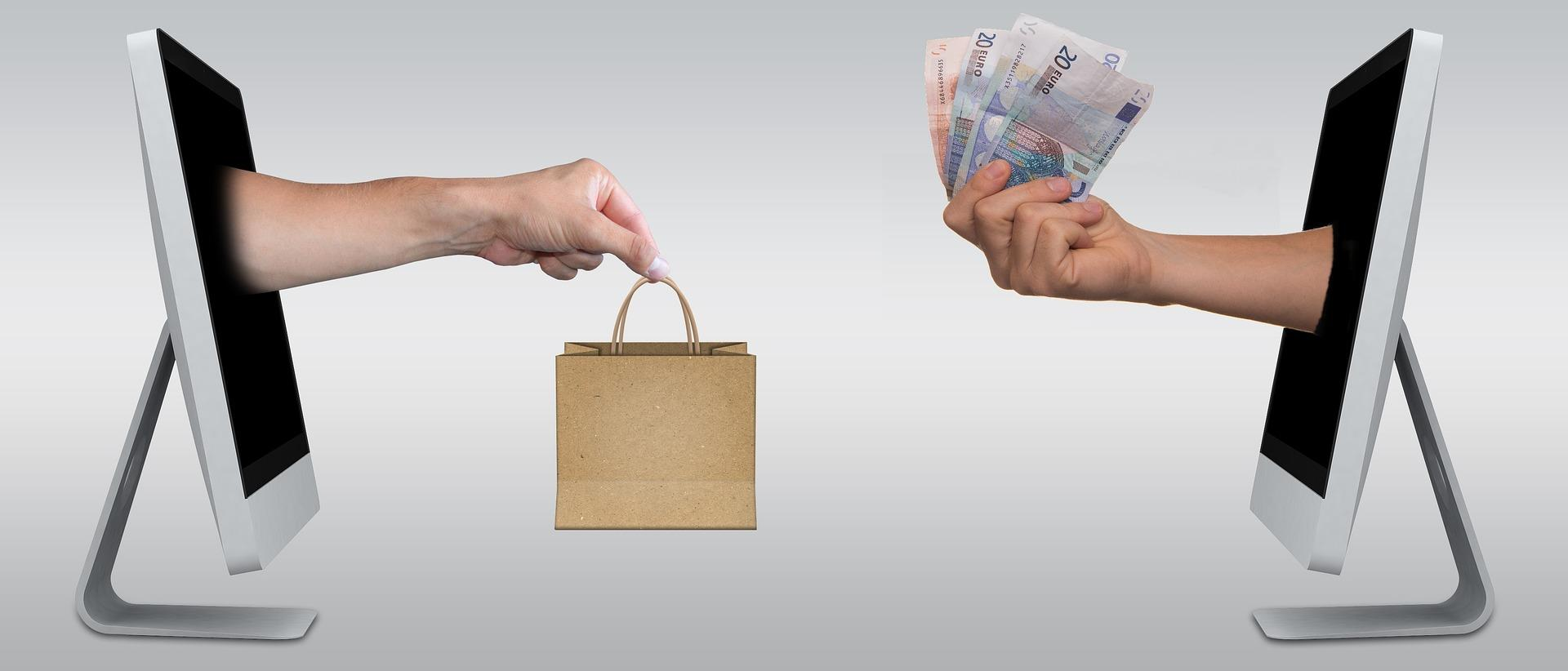 ecommerce transactions for dropshippers