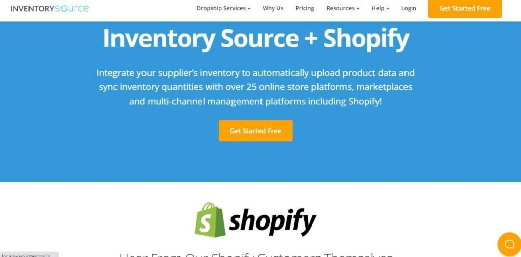 shopify droipshipping ads
