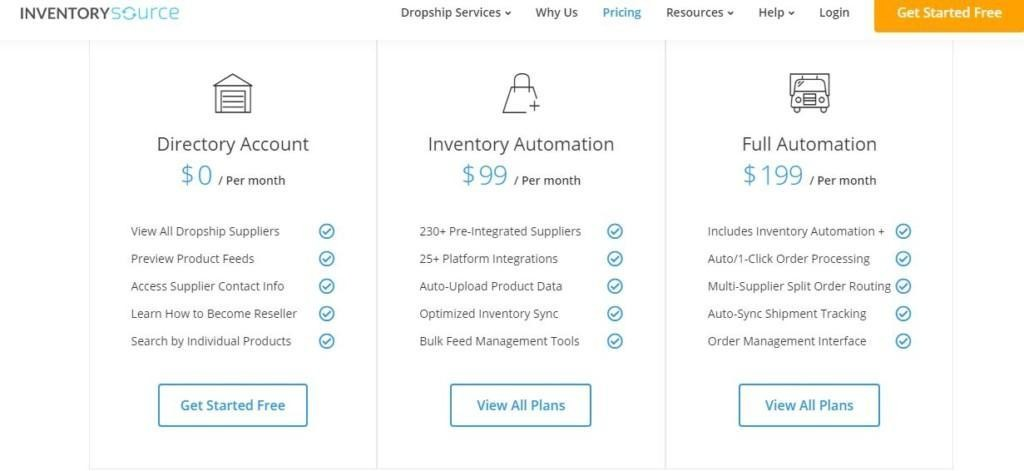 inventory app for dropshipping pricing