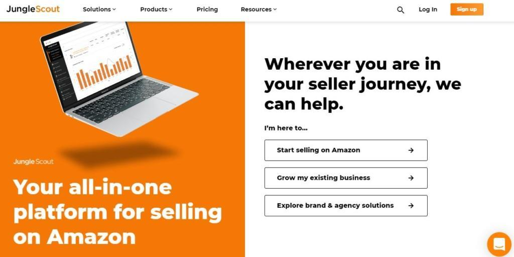 dropshipping product research tools - joungle scout