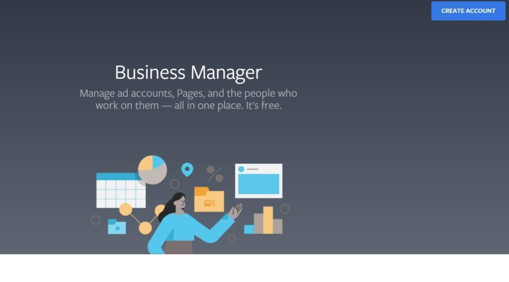 business manager on facebook