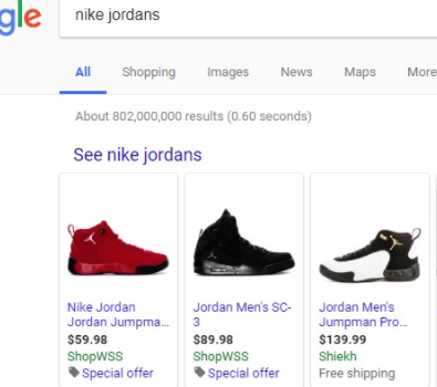 google search ads for dropshipping stores