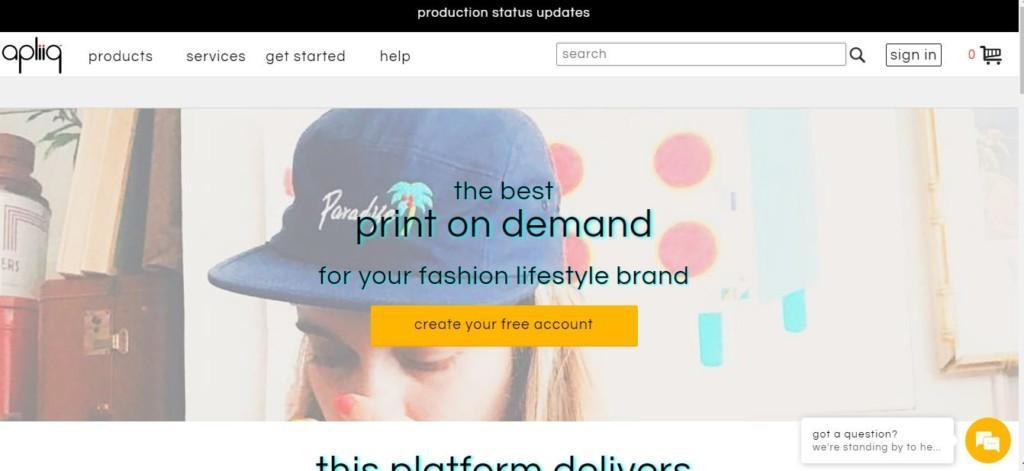dropshipping clothing private label