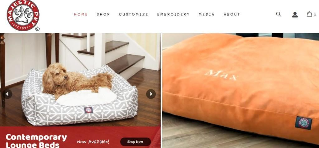 majestic pet private lebel dropshipping pet manufacturers