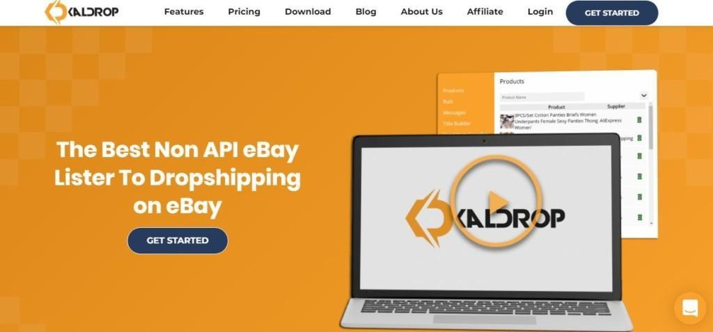 from dropshipping to ebay api