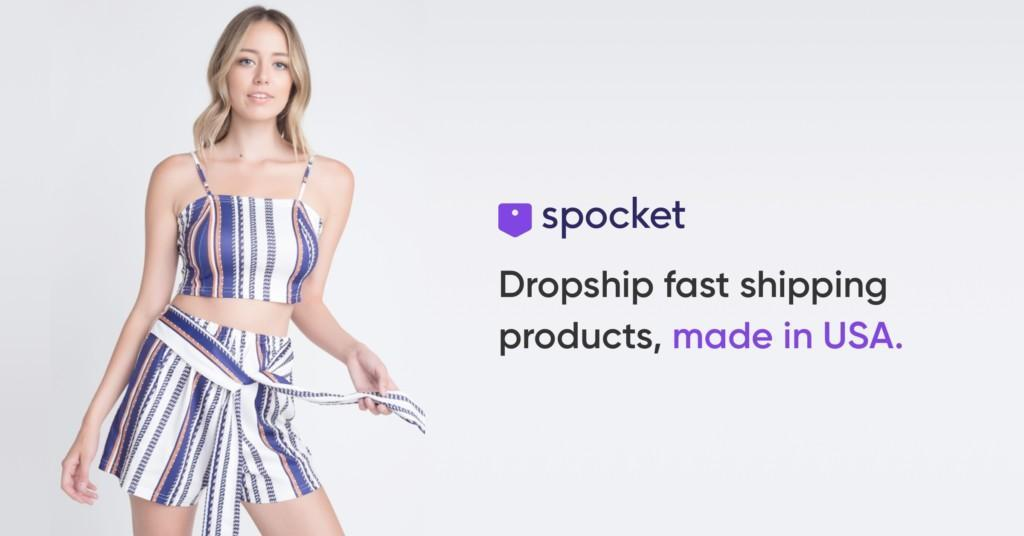 dropshipping with spocket pricing